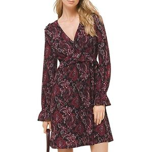 Michael Kors Paisley Dress